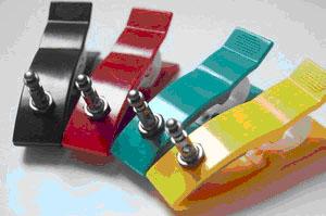 Электроды ЭКГ на конечности